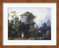 The Old Dovecote Fine-Art Print