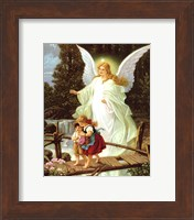 Guardian Angel Fine-Art Print
