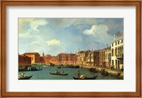 View of the Canal of Santa Chiara, Venice Fine-Art Print
