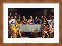 The Last Supper, 1648 Fine-Art Print
