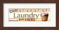 Dirt Laundry Fine-Art Print
