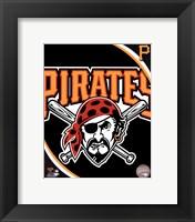 2011 Pittsburgh Pirates Team Logo Fine-Art Print
