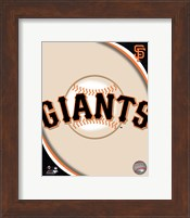 2011 San Francisco Giants Team Logo Fine-Art Print