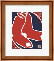 2011 Boston Red Sox Team Logo Fine-Art Print