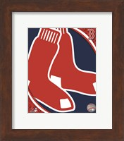 2011 Boston Red Sox Team Logo Fine-Art Print