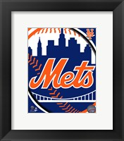 2011 New York Mets Team Logo Fine-Art Print