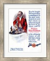 Pabst Blue Ribbon Beer 1911 Fine-Art Print
