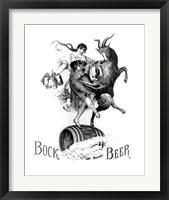 Bock Beer Dance Fine-Art Print