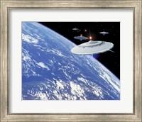 UFO's Fine-Art Print
