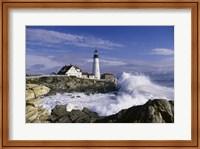 Portland Head Lighthouse Cape Elizabeth Maine  USA Fine-Art Print