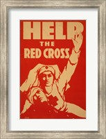 Help the Red Cross Fine-Art Print