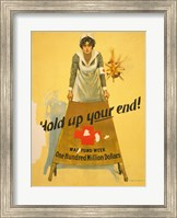Hold Up Your End! Fine-Art Print