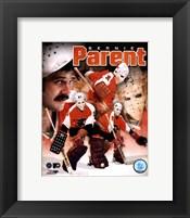 Bernie Parent 2011 Portrait Plus Fine-Art Print