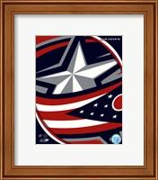 Columbus Blue Jackets 2011 Team Logo Fine-Art Print