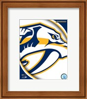 Nashville Predators 2011 Team Logo Fine-Art Print