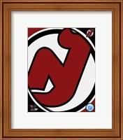 New Jersey Devils 2011 Team Logo Fine-Art Print