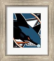 San Jose Sharks 2011 Team Logo Fine-Art Print