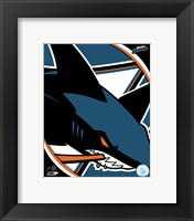 San Jose Sharks 2011 Team Logo Fine-Art Print