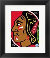 Chicago Blackhawks 2011 Team Logo Fine-Art Print