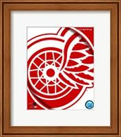 Detroit Red Wings 2011 Team Logo Fine-Art Print