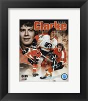Bobby Clarke 2011 Portrait Plus Fine-Art Print
