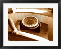 Classic Nautical Compass Fine-Art Print