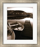 Row Boat Awaits Fine-Art Print
