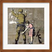 Bethlehem Wall Graffiti Fine-Art Print