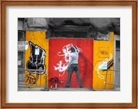 Graffiti in Valencia Fine-Art Print