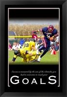 Goals Fine-Art Print