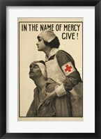 In the Name of Mercy Give! Fine-Art Print