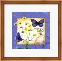 Butterfly Meadow IV Fine-Art Print