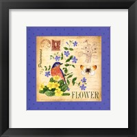 Blooming Garden I Fine-Art Print