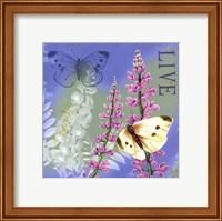 Butterflies Inspire I Fine-Art Print
