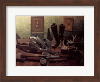 Old Boots Fine-Art Print