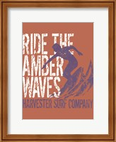 Amber Waves Fine-Art Print