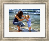 Playing in the Water Fine-Art Print