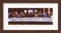 Last Supper - Panel Fine-Art Print