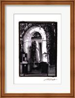 Cafe Charm, Paris III Fine-Art Print