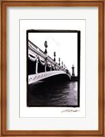 Along the Seine River I Fine-Art Print