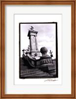 Along the Seine River II Fine-Art Print
