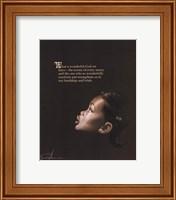 Soul Tears (Girl) Fine-Art Print