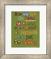 Now and Then Fine-Art Print