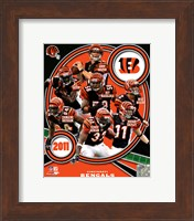 Cincinnati Bengals 2011 Team Composite Fine-Art Print