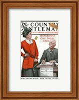 Election Day 1922 Fine-Art Print