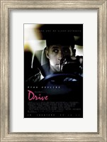 Drive Wall Poster