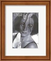 Joan Crawford CINEGRAF Magazine Fine-Art Print