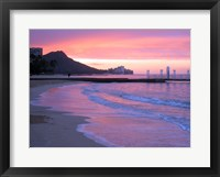 Waikiki Beach Sunset Fine-Art Print
