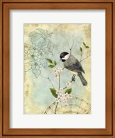 Songbird Sketchbook II Fine-Art Print