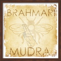 Brahmari Mudra (Humming Bee) Fine-Art Print
